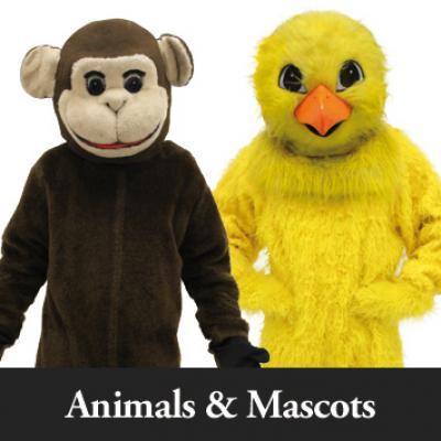 animals-mascots